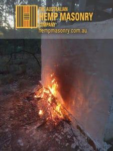 59 mins burning